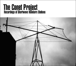 Cover for the Conet Project CD